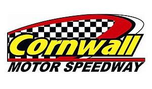 Cornwall Motor Speedway - Image: Cornwall Motor Speedway Logo