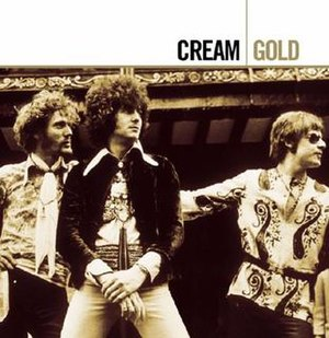 Gold (Cream album) - Image: Cream Gold