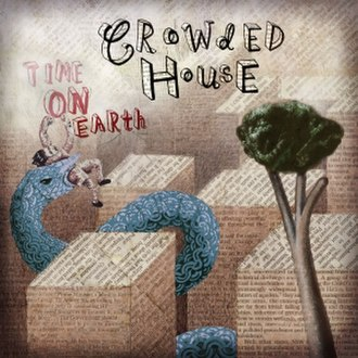 Time on Earth - Image: Crowded House Time On Earth