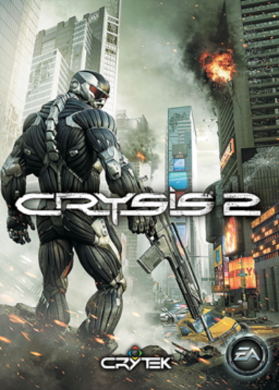 Picture of a game: Crysis 2
