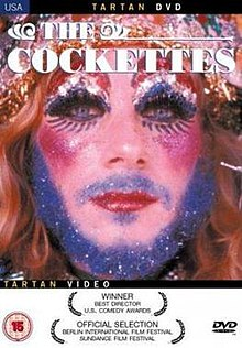 DVD cover of The Cockettes (film).jpg