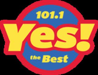 DWYS Radio station in Metro Manila, Philippines