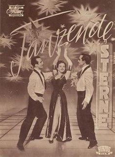<i>Dancing Stars</i> (film) 1952 film