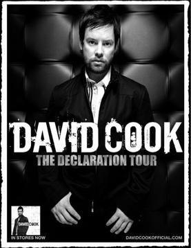 Declaration Tour poster