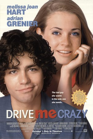 Drive Me Crazy - Theatrical release poster