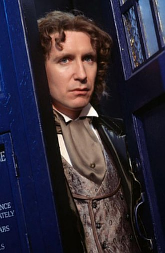 Eighth Doctor - Image: Eighth Doctor (Doctor Who) (cropped)