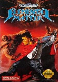<i>Elemental Master</i> 1990 video game