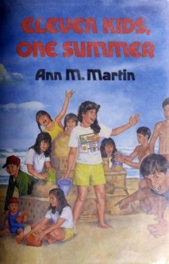 Eleven Kids, One Summer - Image: Eleven Kids, One Summer