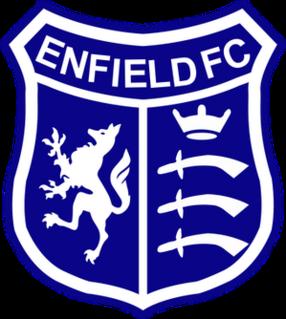 Enfield F.C. Association football club in England