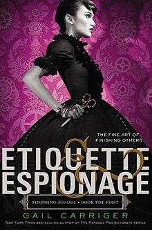 Image result for etiquette and espionage