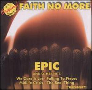 Epic and Other Hits - Image: Faith No More album cover Epic and Other Hits