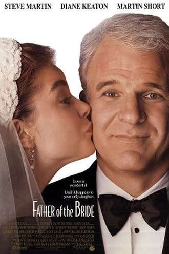 Father of the Bride (1991 film) - Theatrical release poster