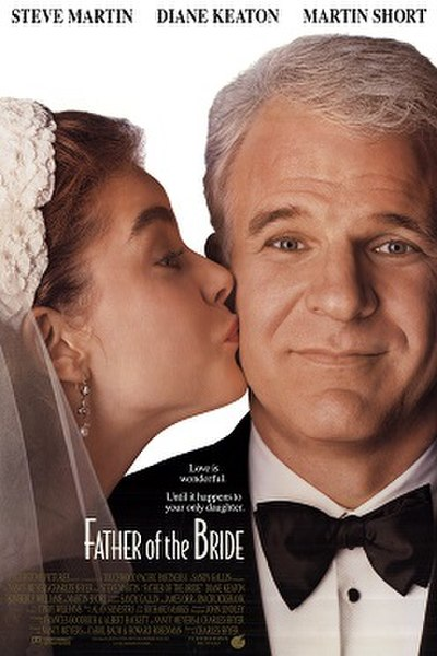 Picture of a movie: Father Of The Bride