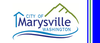 Flag of Marysville