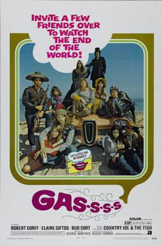 Gas-s-s-s - Theatrical release poster