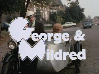 George and Mildred - George and Mildred title screen