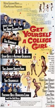 Get Yourself a College Girl FilmPoster.jpeg