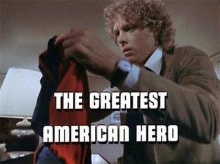 <i>The Greatest American Hero</i>