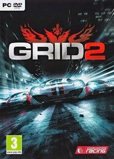 <i>Grid 2</i> 2013 video game