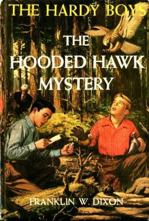 Charles S. Strong - Cover of The Hardy Boys: The Hooded Hawk Mystery  written by Charles S. Strong