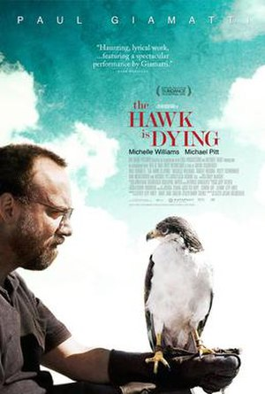 The Hawk Is Dying - Promotional poster for The Hawk Is Dying