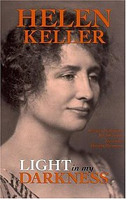 Cover of Light in My Darkness by Helen Keller