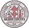 Official seal of Huron County