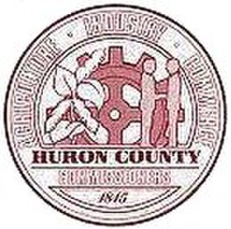 Huron County, Ohio - Image: Huron County oh seal
