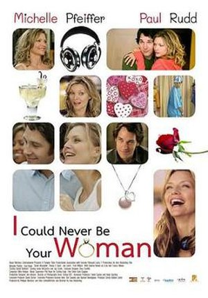 I Could Never Be Your Woman - Theatrical release poster
