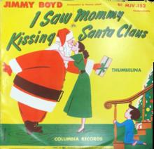 Babbo Natale Wikipedia.Ho Visto La Mamma Baciare Babbo Natale I Saw Mommy Kissing Santa Claus Other Wiki