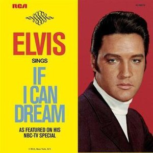 If I Can Dream - Image: If I Can Dream Cover