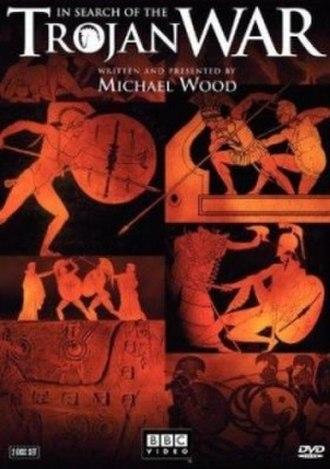 In Search of the Trojan War - Region 1 DVD cover