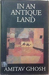 <i>In an Antique Land</i> book by Amitav Ghosh