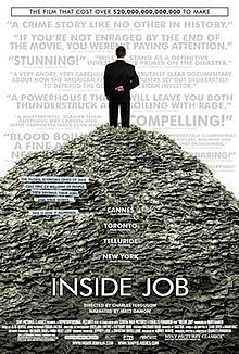 "Cover of the DVD ""Inside Job"""