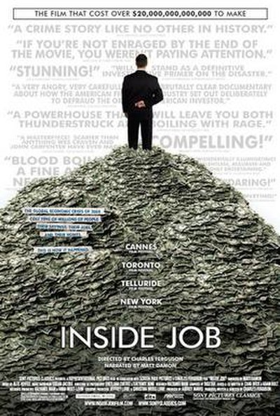 Picture of a movie: Inside Job