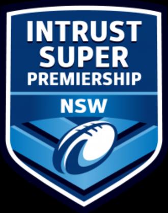 Intrust Super Premiership NSW - Image: Intrust Super Premiership Logo