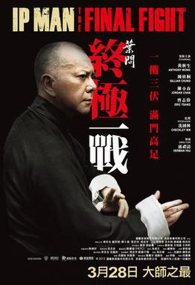 Picture of a movie: Ip Man: The Final Fight