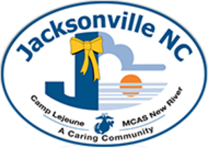 Jacksonville, North Carolina - Image: Jacksonville, North Carolina seal