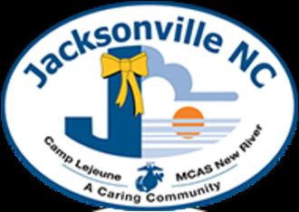 Jacksonville, North Carolina - Image: Jacksonville, North Carolina seal
