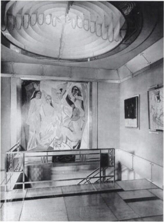 Jacques Doucet%27s h%C3%B4tel particulier, 33 rue Saint-James, Neuilly-sur-Seine, 1929 photograph Pierre Legrain