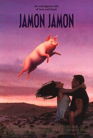 Jamón Jamón - Theatrical release poster