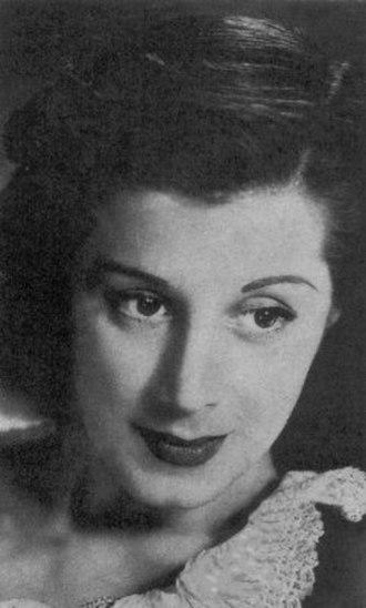 Joan Alexander - Image: Joan Alexander