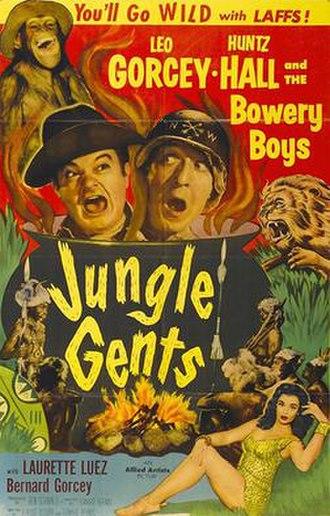 Jungle Gents - Image: Jungle Gents