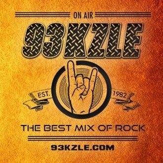 KZLE - Image: KZLE radio logo 2017