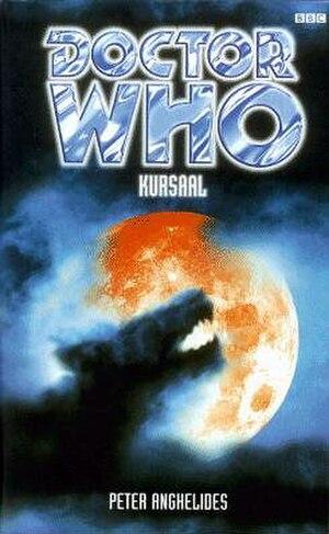 Kursaal (novel) - Image: Kursaal (Doctor Who)