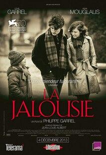 <i>Jealousy</i> (2013 film) 2013 film