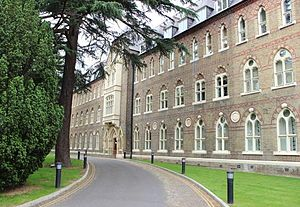 West London Institute of Higher Education -  Lancaster House, Osterley campus