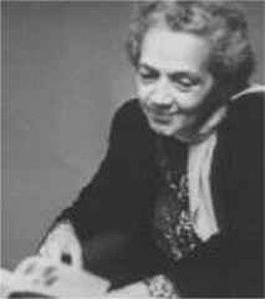 Laurette Séjourné - Laurette Séjourné.