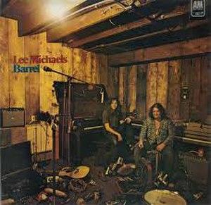Barrel (album) - Image: Lee Michaels Barrel