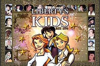 <i>Libertys Kids</i> television series